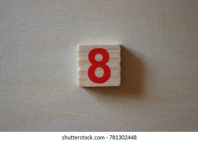 letter of eight digit