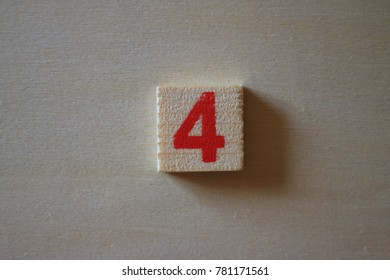 letter of four digit