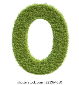 Letter of the grass