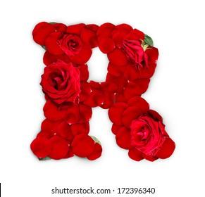 flower letter r images stock photos vectors shutterstock