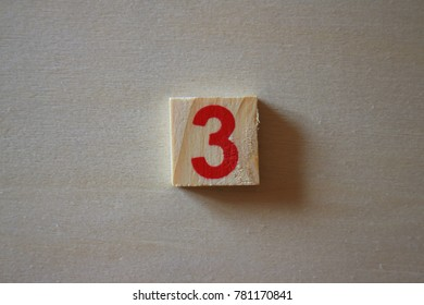 letter of three digit