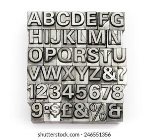 Block Letters Images Stock Photos Vectors