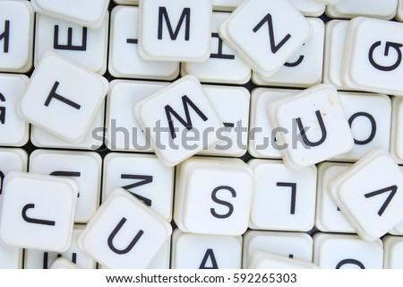 Letters Background 3 D Block Letters Texture Letter