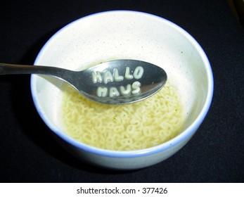 Letter-soup