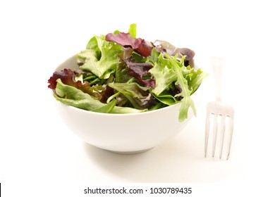 lettuce in bowl