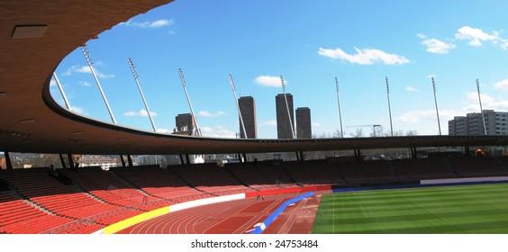 Letzigrund stadium in Zurich