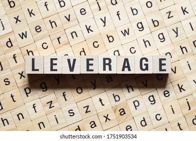Leverage word concept on cubes
