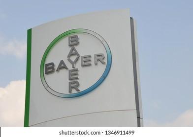 Bayer Logo Images, Stock Photos & Vectors   Shutterstock