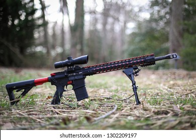 Self-loading Rifle Images, Stock Photos & Vectors | Shutterstock