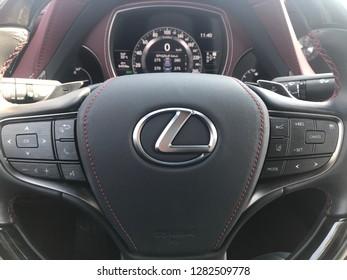 Lexus Car , In jeddah saudi arabia 2019