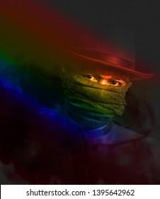 Homade gay kön