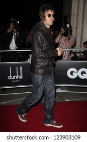 Liam Gallagher arriving for the 2012 GQ Men Of The Year Awards, Royal Opera House, London. 05/09/2012 Picture by: Alexandra Glen