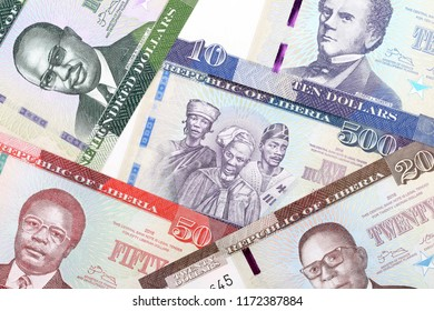Liberian dollars, a business background