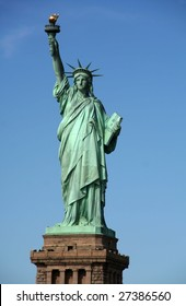 The Liberty Statue - New York