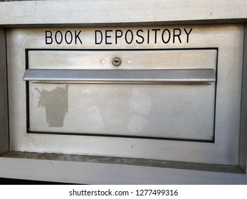 A library book depository