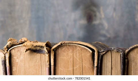 Library concept, Old books