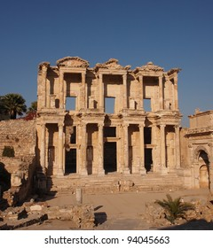 Library, Ephesus, Turkey