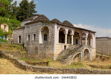 Library of Ottoman period in Ioannina, Epirus, Greece