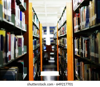 Library the place of knowledge and Mysterious.