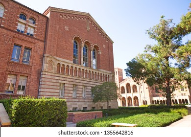 library in ucla