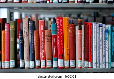 Library's books