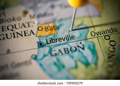 Libreville, Gabon.