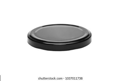 lid for jars isolated on white