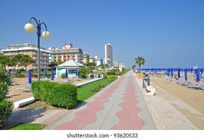 Lido di Jesolo,Adriatic sea,Italy