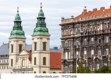 Liebfrauenkirche, Budapest, Hungary