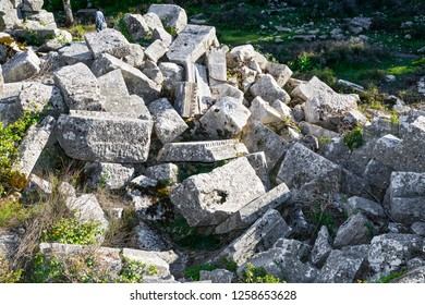 It lies 30 kilometers to the north-west of Antalya. Termessos is an ancient city. The remains of Termessos Ancient City are to a great degree scattered amongst the thick marquis and forest area.