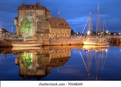 The Lieutenancy in Honfleur, France