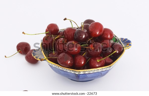 Life is a bowl of cherries ....