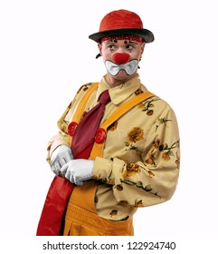 Life of clowns. All series by a key word mimes.