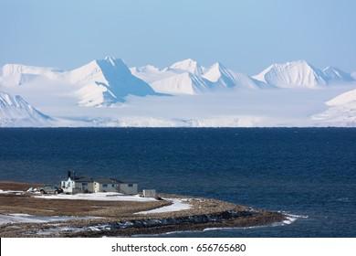 Life at the Edge .- Svalbard