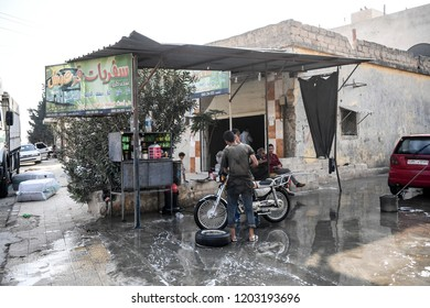 life in Idlib and refugee.14 AUGUST 2018 Idlib at Syria