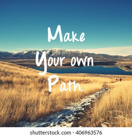 500 Make Your Own Path Pictures Royalty Free Images Stock Photos