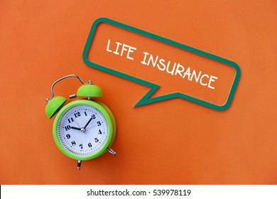 Life Insurance, Health Concept