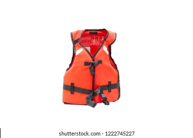 life jacket flotation self rescue in water