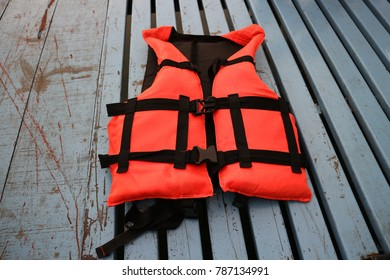 Life jacket for safe ourselves when you have activity concerning with water