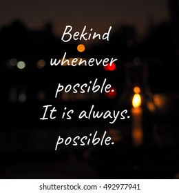 Life Quote Inspirational Quote On Dark Stock Photo Edit Now