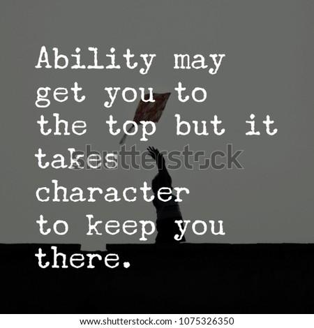 Life Quotes Attitude Motivational Successful Inspirational Stock