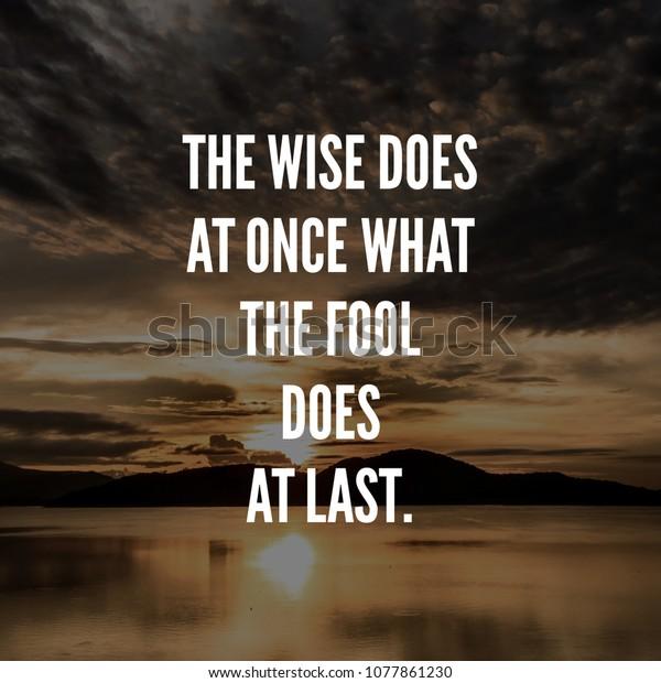 Life Quotes Inspirational Successful Wisdom Quotes Stock ...