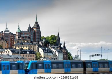 Life in Stockholm, Sweden