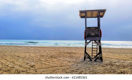 Lifeguard Beach Tower
