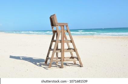 Lifeguard Chair Beach