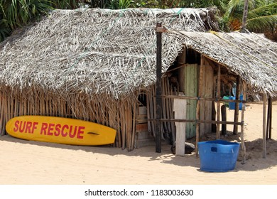 1319539fc52c The lifeguard shack of Nilaveli beach in Trincomalee. Taken in Sri Lanka