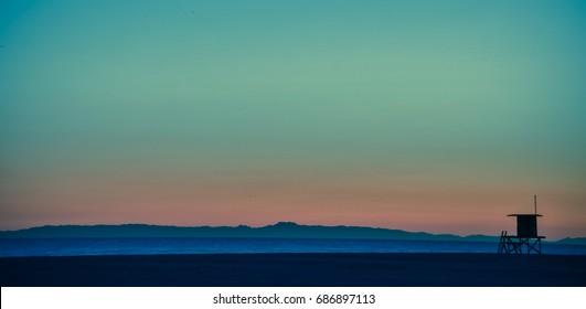 Lifeguard Sunsets