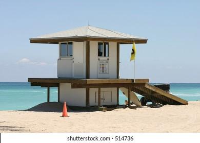 Lifesaver cabin
