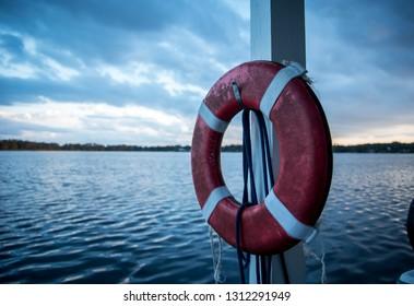 Lifesaver at the Lake