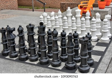 Life Size Chess Images, Stock Photos & Vectors | Shutterstock